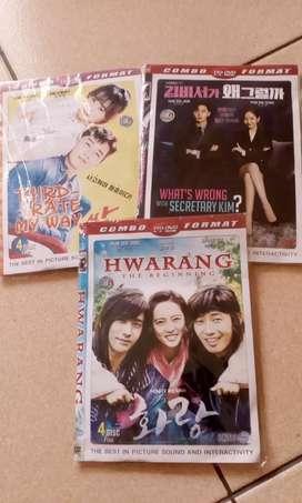 DVD drakor PARK SEO JOON
