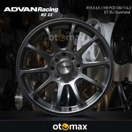 Velg Mobil Advan Racing(L851) Ring 15 Gunmetal