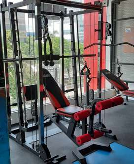 Ready Power Rack TOTAL FITNESS