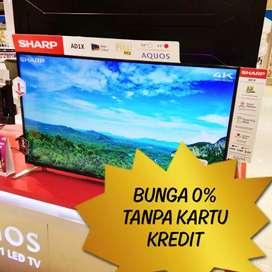 """DP. 551 ribu SHARP DIGITAL TV FHD 45"""" 2T-C45AD1X"""