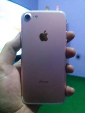 i phone 7 32 gb 10by10 condetion 38000 price