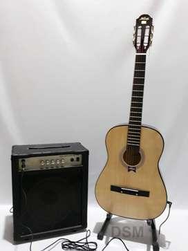 Gitar Akustik Elektrik Kapok MG 010 EQ4 ORI