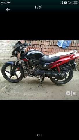 Hero glamour 2013 model in just Rs. 39,999/-