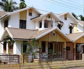 Near Mother Hospital - 2400 Sqft. Furnished 3 BHK villa in 5.8 Cents.