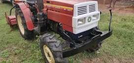 Vst Mitubushi mini Tractor 18 hp in good condition