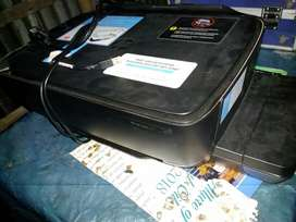 hp  all in one colour printer