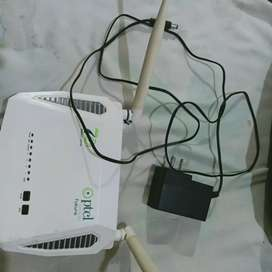 Pttcl WiFi device modem | router