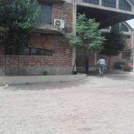 *For Rent* 8000 sq ft factory hall/warehouse,ferozepur Road,Lahore