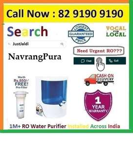 "NavrangPura9L Dolphin RO Water Purifier Water Filter  Click On ""Call""."