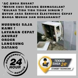 Service AC Tidak Dingin Servis Mesin Cuci Kulkas Ujung Pangkah Gresik