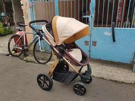Dijual stroller keren mewah berkelas