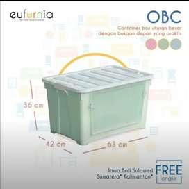 Hrg JUJUR di GM MEBEL. Box Container Olymplast