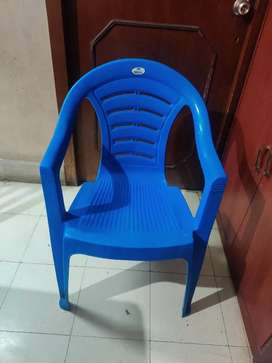 Brand New Plastic Chairs - Set of 6