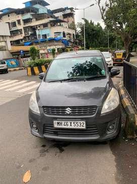 Maruti Suzuki Ertiga 2013 CNG & Hybrids Well Maintained