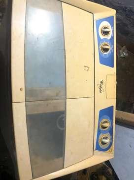 Whirpool Semi-Automatic Top Laod 5Kg