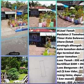 Rumah di Jual daerah Sulawesi Utara