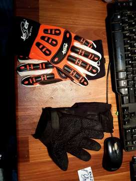 Gloves for bikers or sports imported