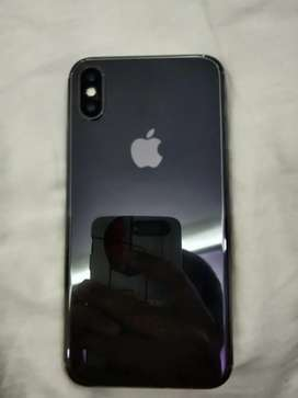 iPhone X Space Grey 256 GB 10/10 Condition