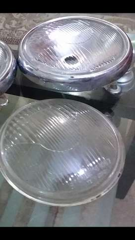 Honda 70 genuine headlight glass