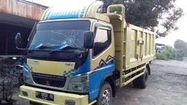 Mitsubishi Dump Truck PS125