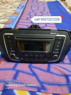 Maruti ciaz brand new inbuilt stereo