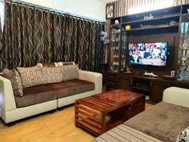 2 bhk fully furnished flat at ASPIRE TOWER AMANORA  hadapsar pune
