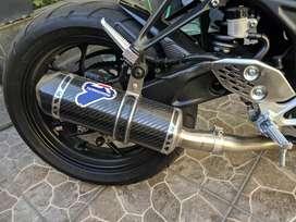 Termignoni Exhaust bekas R25 like new jual murah banget