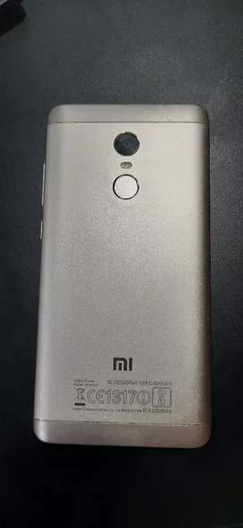 Mi Note4, 4 GB, 64 GB, Gold in excellent condition