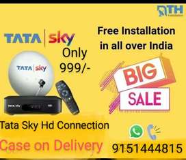 Tata Sky Special Discount Offer For DTH @999/-