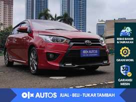 [OLX Autos] Toyota Yaris 1.5 S TRD Sportivo A/T 2015 Merah