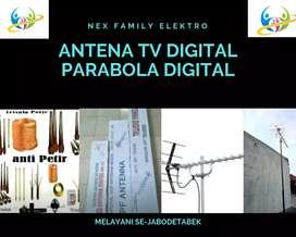 Pusat Instalasi Pemasangan Sinyal Antena Tv Pasir Putih