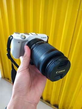 Dijual Canon Eos M3 6 jt