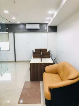 Furnished office spase available in rajarhat newtown, 24×7working time