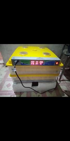 Egg incubators + Hatcher - 200 eggs capacity