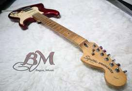 Squier Stratocaster standard series bridge Dimarzio dp185bk