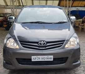 Toyota Innova 2.0 G4, 2011, Diesel