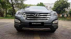 Hyundai Santa Fe CRDi Diesel AT 2012,Panoramic sunroof, KM80rb ASLI,BU