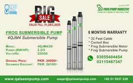 Jd, Frog, Home, Submersible Water pump, 6 Months Warranty