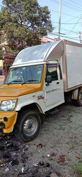 Bolerro Maxi Truck insulated Body