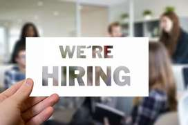Required freshers and experienced  with good communication skills.