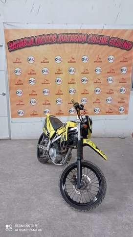 Kawasaki KLX Tahun 2012 (Raharja Motor mataram)