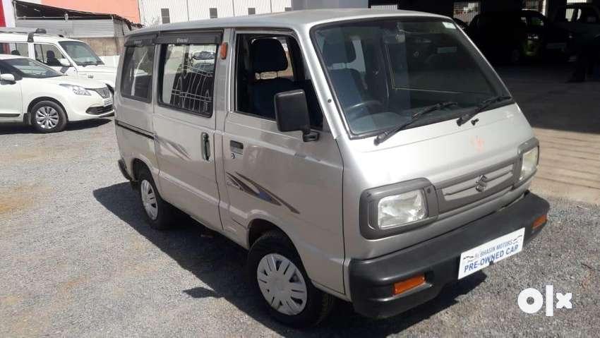 Maruti Suzuki Omni 8 Seater BSIV, 2016, Petrol