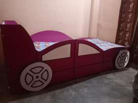 Car Bed. For kids