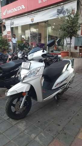 Honda Activa white 125cc-2020 june- 700+ km -5 years insurance
