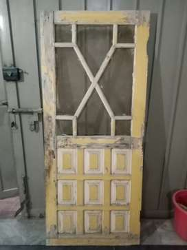 Wood door available for sell.