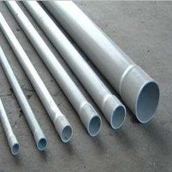 We Manufacture PVC Pipes of all sizes