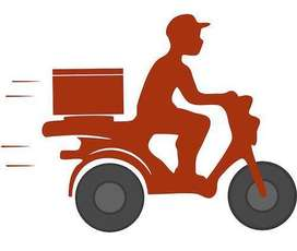 Urgent Rider Needed for Food Delivery