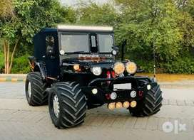 Modified Open Jeeps Willy's Jeeps Hunter jeeps AC jeeps Gypsy Thar
