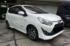 2019 Toyota Agya 1.2 G TRD Sportivo