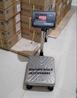 Timbangan Duduk digital 50kg, 75kg, 100kg
